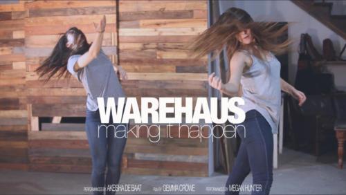 WAREHAUS: making it happen